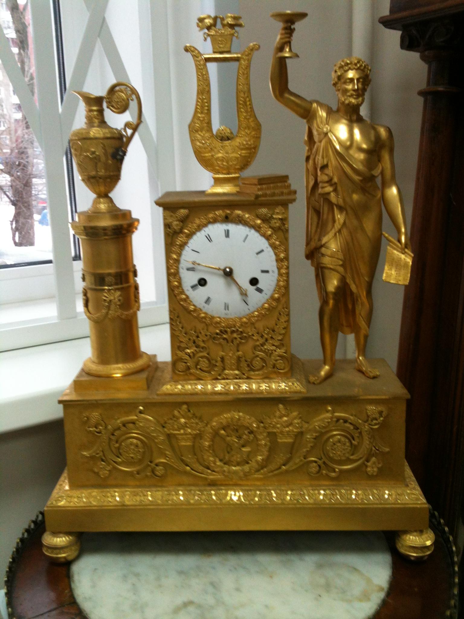 Купить каминные часы недорого вес механизма наручных часов